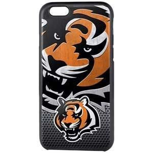 NFL Licensed Rugged Cover iPhone 6/6S Case - Cincinnati Bengals - MyPhoneCase.com