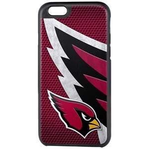 NFL Licensed Rugged Cover iPhone 6/6S Case - Arizona Cardinals - MyPhoneCase.com