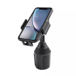 Universal Adjustable Car Phone Mount Cup Holder Cradle Stand