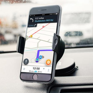 Universal Case Compatible Phone Car Holder Mount Windshield - MyPhoneCase.com