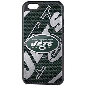 NFL Licensed Rugged Cover iPhone 6/6S Case - New York Jets - MyPhoneCase.com