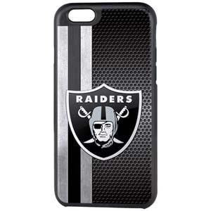 NFL Licensed Rugged Cover iPhone 6/6S Case - Oakland Raiders - MyPhoneCase.com