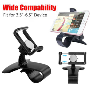 Car Phone Holder Dashboard Car Cell Phone Mount Clip HUD - MyPhoneCase.com