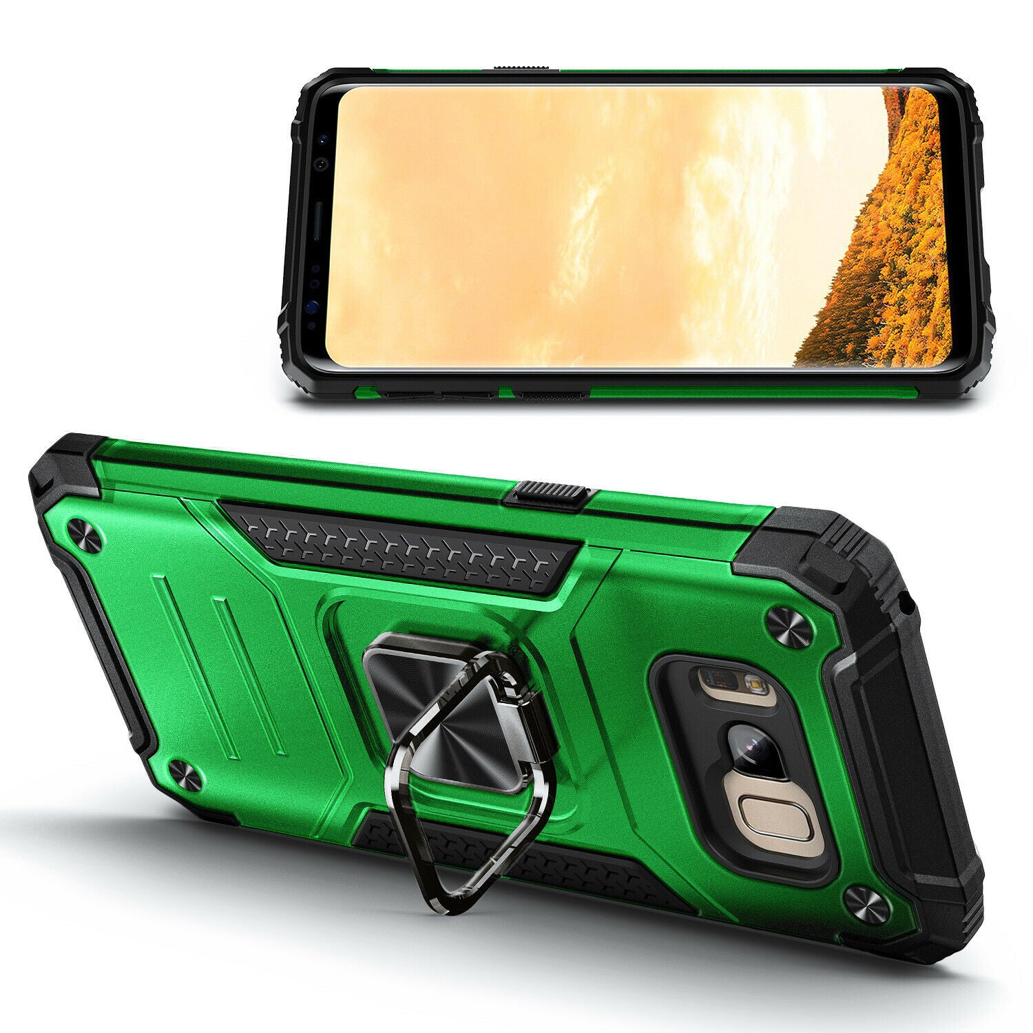 Dysolar Solar Powered Usb Portable Charger Power Bank 12000mah Simple Mobile Phone Battery