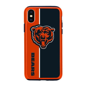 Official NFL Shock-Proof iPhone X / Xs Case - Chicago Bears - MyPhoneCase.com