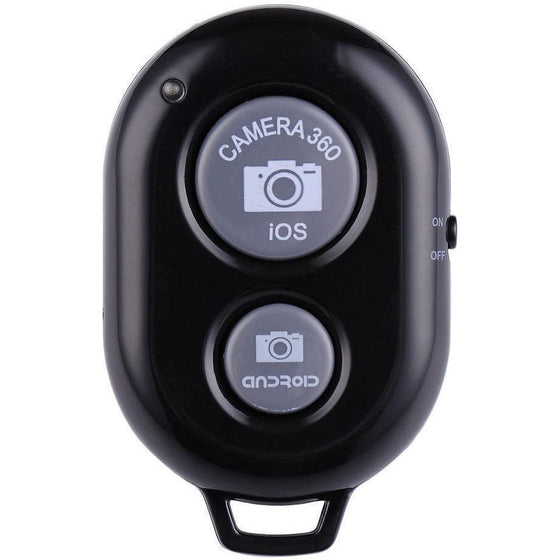 Bluetooth Remote Shutter Button Controller (for iOS & Android) - MyPhoneCase.com - 1