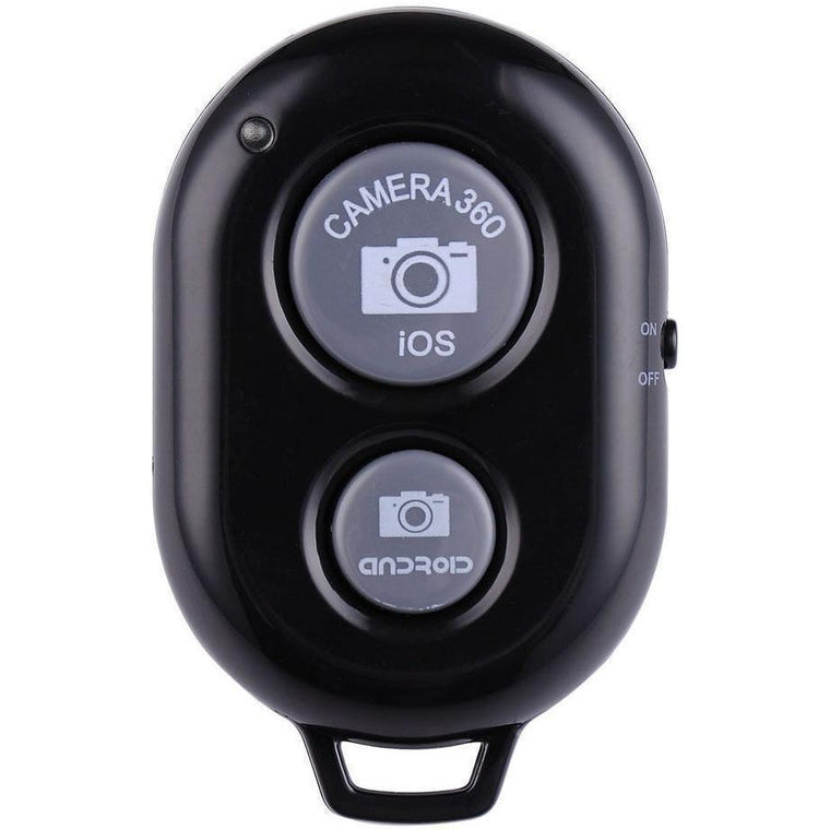 Bluetooth Remote Shutter Button Controller (For Ios & Android) - Myphonecase.com