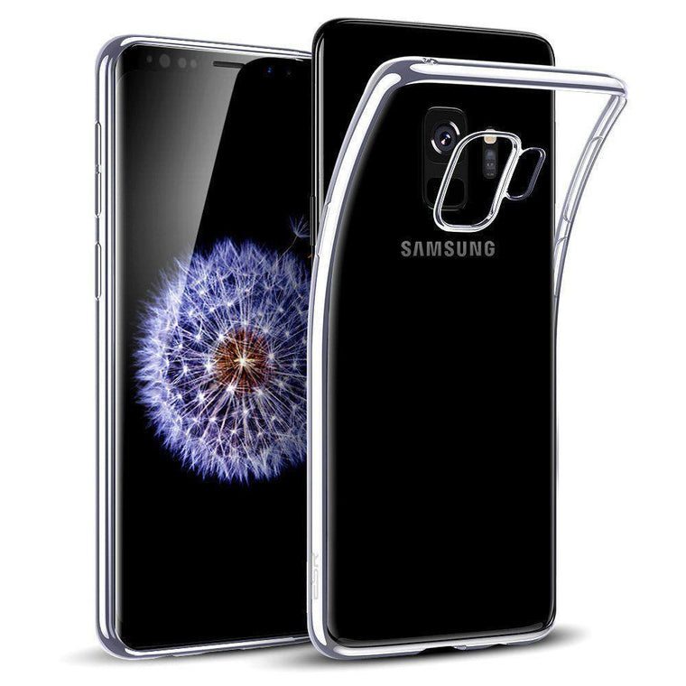 Mpc Galaxy S9 Case Soft Flexible Gel Clear Bumper Ultra Slim Cover - Myphonecase.com