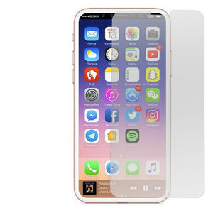 Apple iPhone XS Tempered Glass Screen Protector - Clear - MyPhoneCase.com