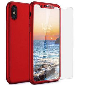 MPC 360° Full-Wrap Thin Fit iPhone X / Xs Case - MyPhoneCase.com