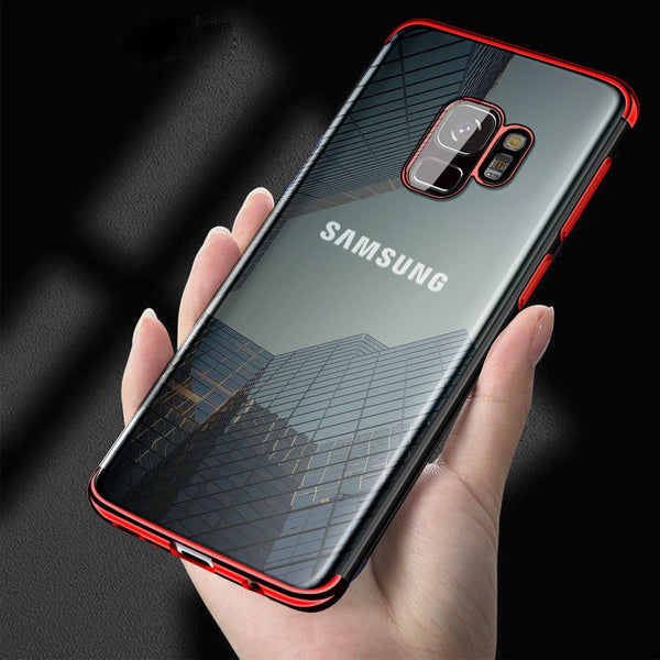 mpc electroplating crystal hybrid galaxy s9 plus case. Black Bedroom Furniture Sets. Home Design Ideas