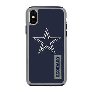 Official NFL Shock-Proof iPhone X / Xs Case - Dallas Cowboys - MyPhoneCase.com