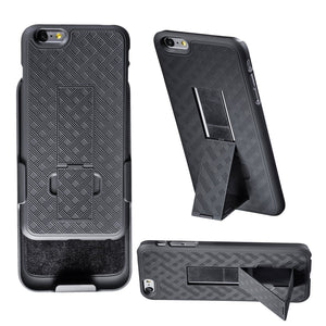 "Verizon Fitted Shell iPhone 6/6S Plus (5.5"") Case Holster - MyPhoneCase.com"