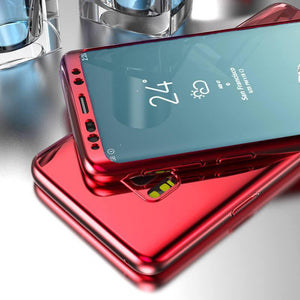 MPC 360° Full Plating Luxury Galaxy S9+ Plus Case - Red - MyPhoneCase.com