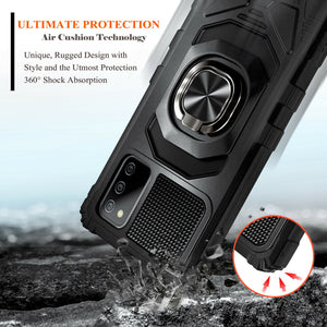 Otter + Pop Defender iPhone 8 / 7 / SE (2020) Case - Black - MyPhoneCase.com