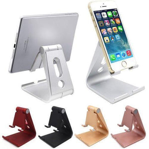 Adjustable Cell Phone Stand Holder Desktop Universal design - MyPhoneCase.com