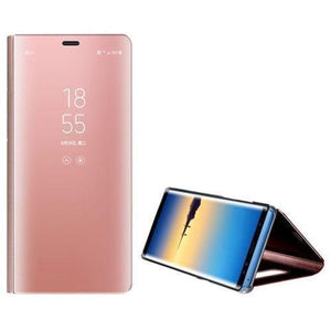 MPC Galaxy Note 8 Clear View Mirror Flip Cover Case - MyPhoneCase.com