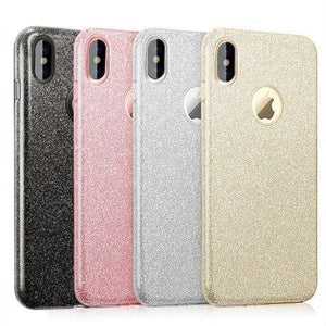 MPC Slim Soft Shimmering Glitter iPhone X / Xs Case - MyPhoneCase.com