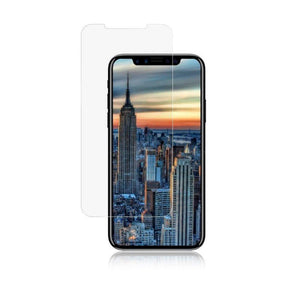 Apple iPhone X Tempered Glass Screen Protector - Clear - MyPhoneCase.com