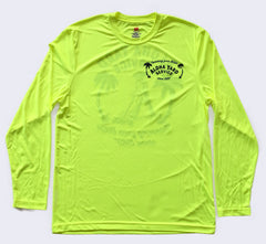 Long Sleeve Cool/Dry Aloha Yard Service