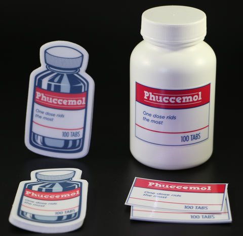 Phuccemol stickers