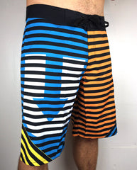 "UDown ""JailBreak"" Board Shorts Uber Colors"
