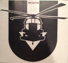 Heli Yea Sticker