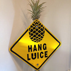 "Actual ""Hang Luice"" sign"