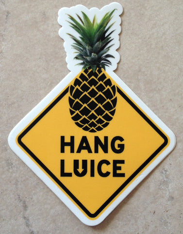 Hang Luice Sticker