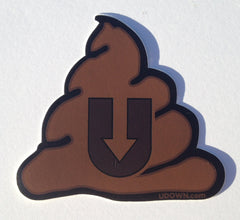 mini UDood sticker