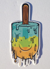 Upopsicle Sticker