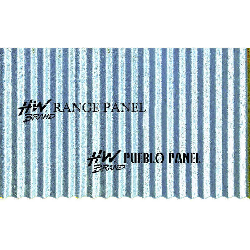 Corrugated Range Panel