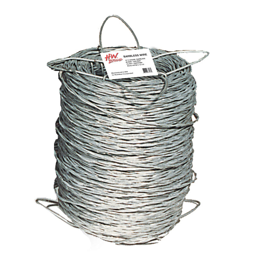 HW Commercial Barbless Wire