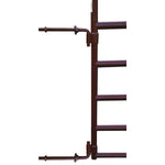 HB-319 Hinge Bolt - Heavy Duty Brown