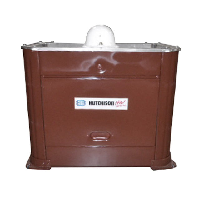 HW Brown Double Drink Waterer