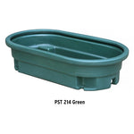 Round End Polyethylene Tank