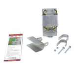 Sure-Latch Lockable Two Way Gate Latch