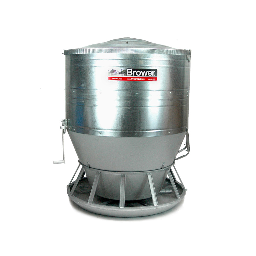 EC40C 12-Door Hog Feeder