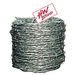 HW Brand Barbed Wire - ASTM Class 1