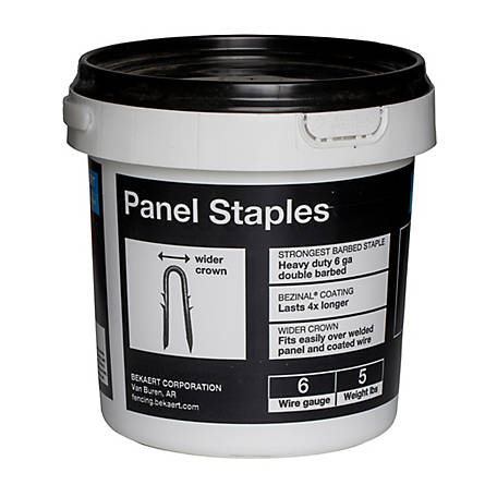 Bekaert Double Barbed - Panel Staples