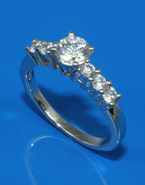 .30ctw Diamond Engagement Ring Setting