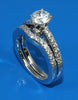 .27ctw Diamond Engagement Ring Setting