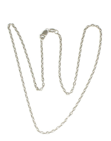 Diamond Cut Cable Link Chain