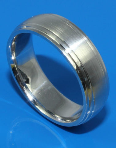 7mm Satin Band