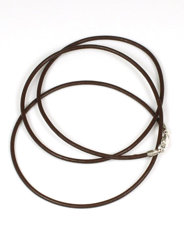 Leather Cord, Brown