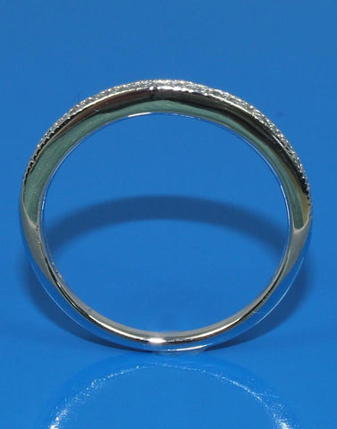 .11ctw Diamond Milgrain Band