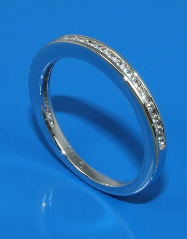 .21ctw Channel Set Diamond Band