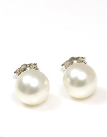 6mm Akoya Pearl Stud Earrings