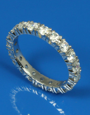 1.40ctw Diamond Eternity Band