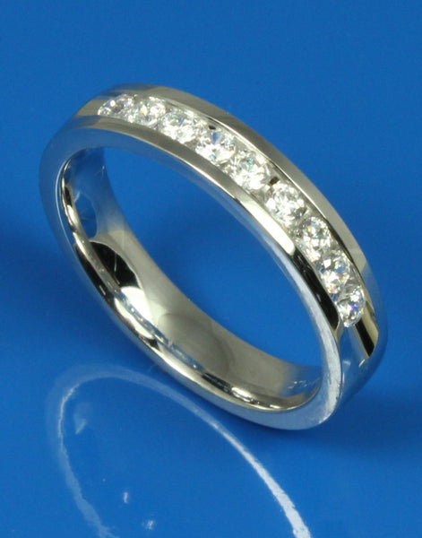 .32ctw Diamond Channel Set Band